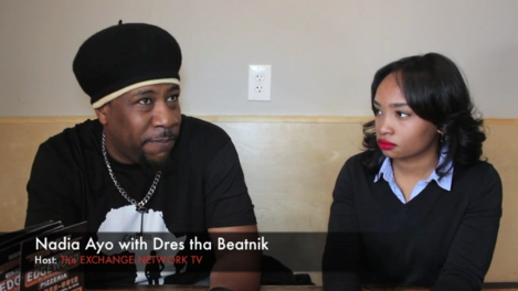Dres Tha Beatnik of the Legendary Roots Crew